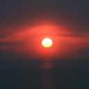 """From my balcony """"The Eye of God""""."""