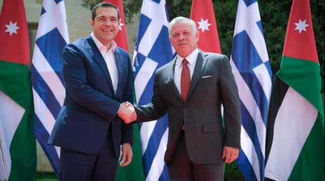 Tsipras: Tripartite summit boosts stability in the Eastern Mediterranean
