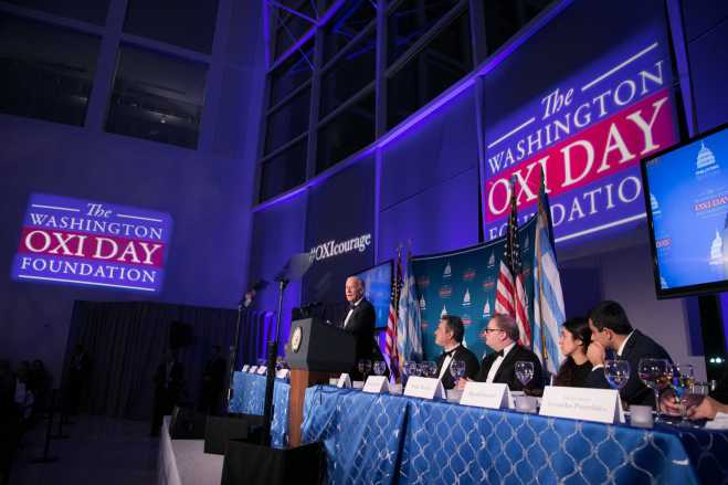 "The ""OXI DAY FOUNDATION"", is offering Philotimo Scholarship for Greek-American students"