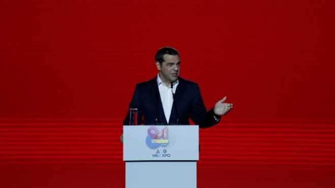 Former PM Tsipras: We are here, after 4.5 years of struggles