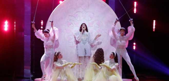 "Greece's Eurovision song ""Better Love"" breezes thru to Grand Final"