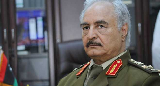 Libyan National Army ask UN to impose sanctions on Turkey