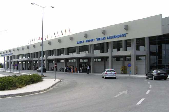Greek peripheral airports show 12.3 pct rise in passenger numbers