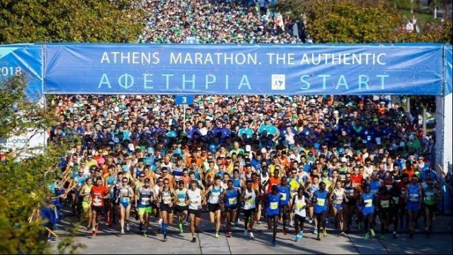 Athens: Authentic Marathon and smaller races on Nov. 9-10