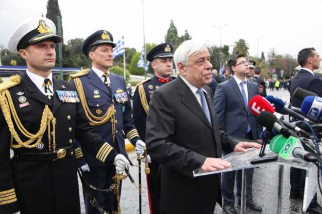 President Pavlopoulos' message for Greek Independence Day