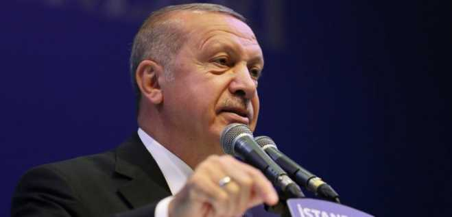 Turkish President Erdogan celebrated the fall of Constantinople