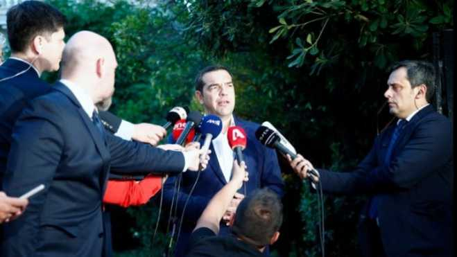 Tsipras: There will be sanctions against those who violate Greece and Cyprus' sovereign rights
