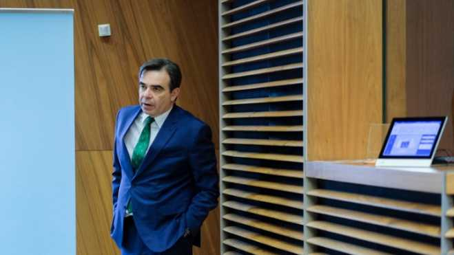 Greece to propose Margaritis Schinas as its new European Commissioner