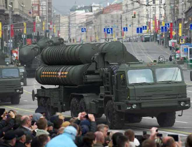 Russian S-400 to be deployed in Turkey in October