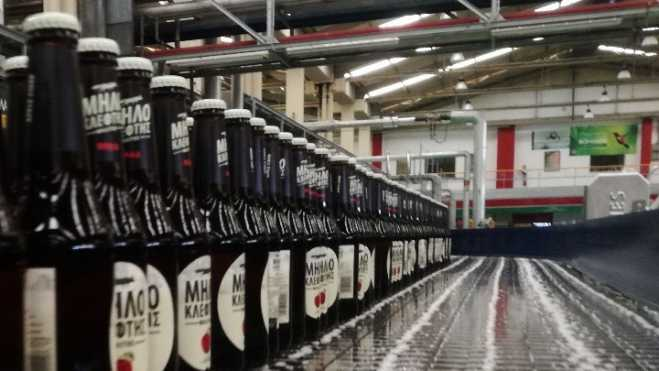 Athenian Brewery to invest 43 million euros in next three years