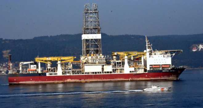 Turkish Finance Minister says a second drilling ship sent to Eastern Med