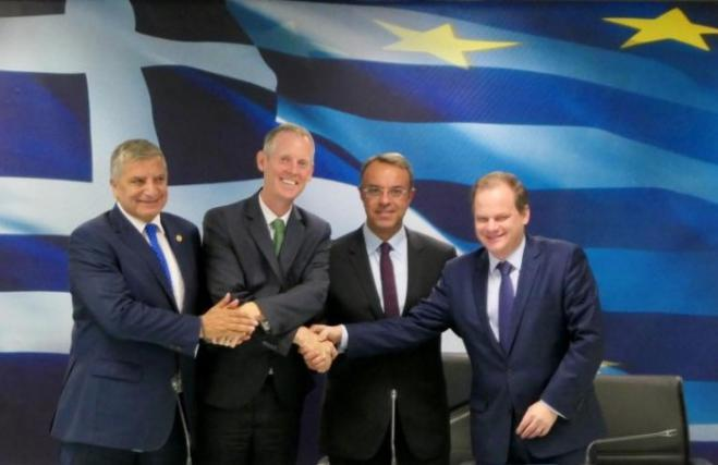 New EIB loan to go towards Greek flood protection projects
