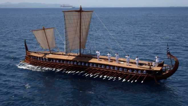 Calling all rowers: 'Olympias' trireme to sail again this summer