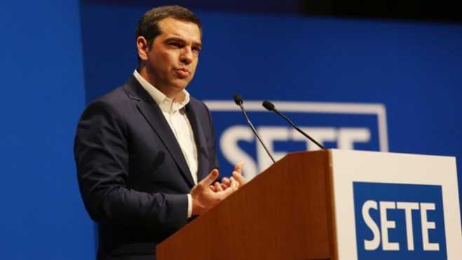 Tsipras: 'Tourism helped Greece's national effort during the crisis years'