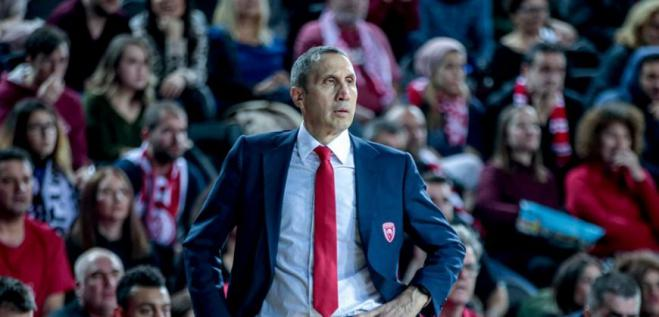 Olympiacos BC parts ways with coach David Blatt