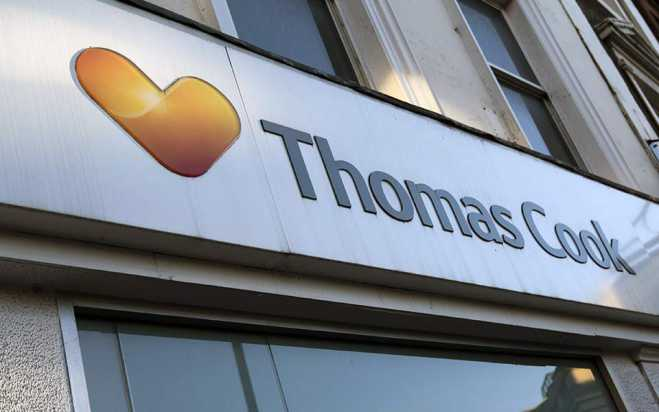 50,000 holidaymakers stranded due to Thomas Cook collapse to be repatriated, Theoharis says