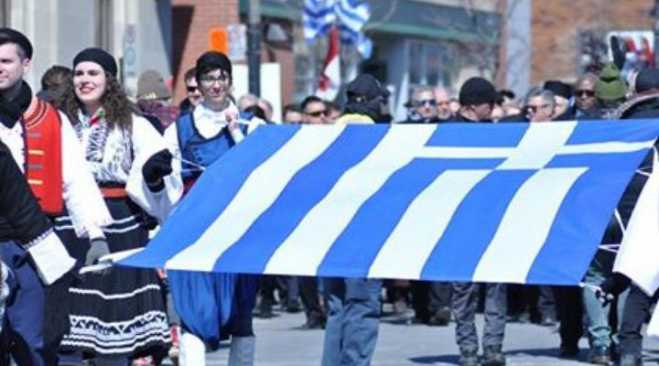 Montreal celebrates Greek Independence Day