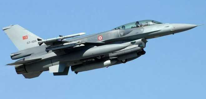 Turkish Air Force violates Greek airspace 95 times