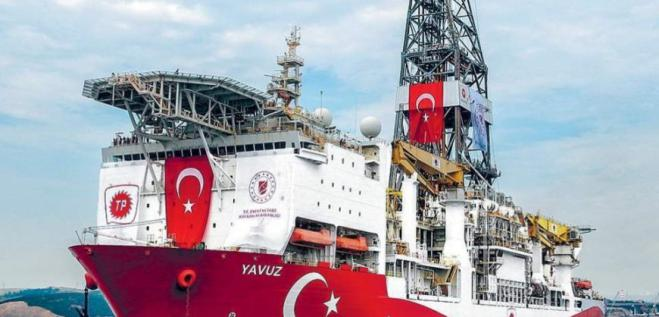 Spiegel: EU sanctions on Turkey for the illegal drillings on Cypriot EEZ