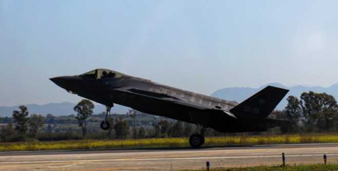 US may put up F-35s made for Turkey for sale and the Hellenic Air Force may buy them