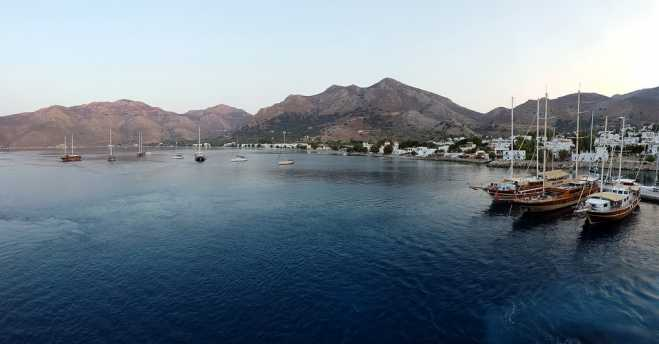Lonely Planet cites hidden 'gems' amongst Greece's numerous isles, such as Karpathos and Tilos