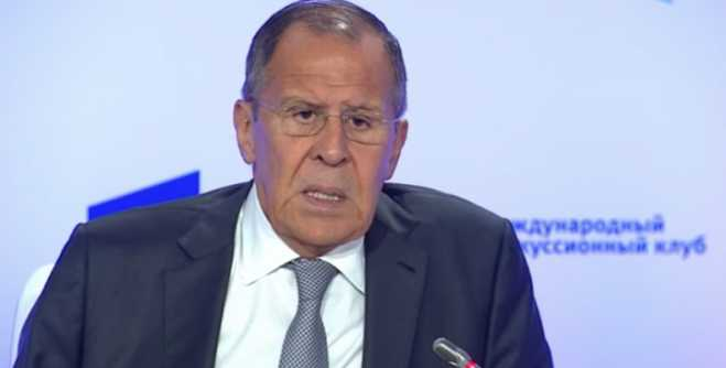 "Lavrov: ""The US is trying to break up the Orthodox Churches"""