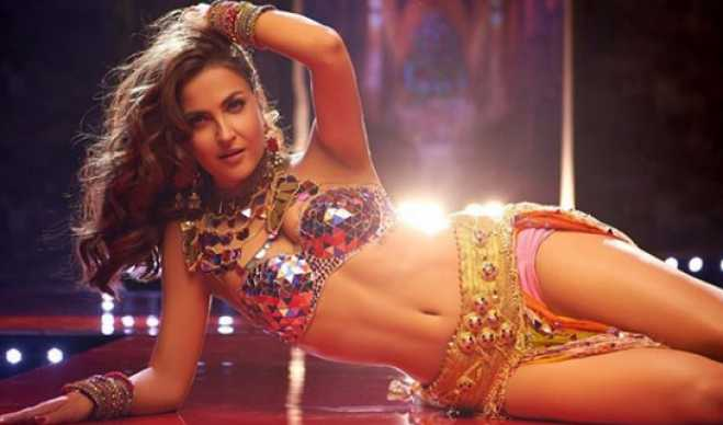 Greek-Swedish actress takes Bollywood by storm