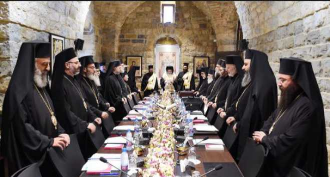 "Moscow plans a ""Ukraine-style"" solution for Antioch Patriarchate"