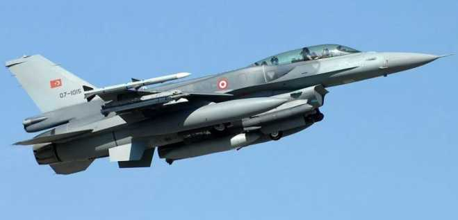 Turkish Air Force violates Greek airspace 56 times resulting in 5 dogfights