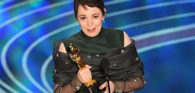 "Olivia Colman wins best actress in Oscars for Yorgos Lanthimos' ""The Favourite"""