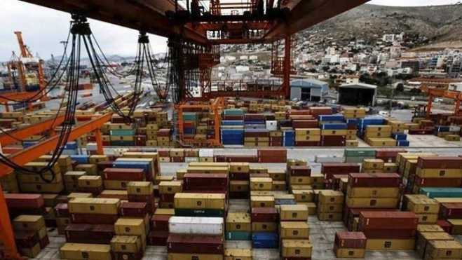 Greek exports rose to record high in 2018