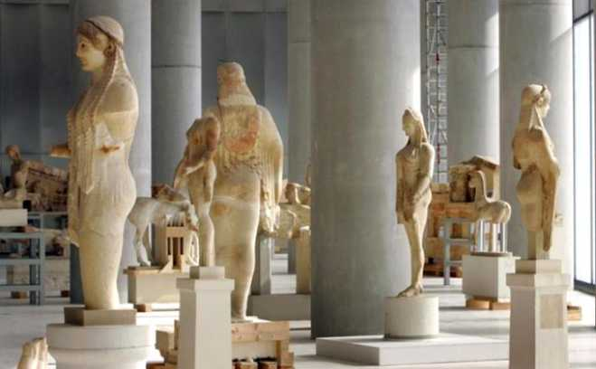 Greek museums extend hours as of 1 April