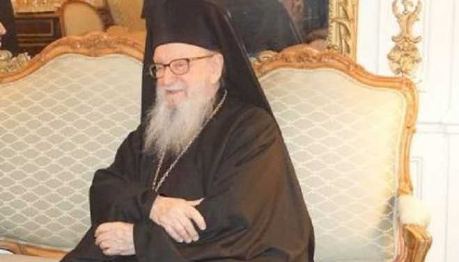 Archbishop Demetrios in Constantinople to meet Bartholomew