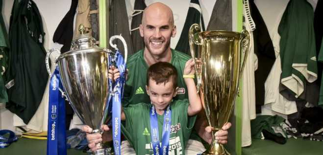 Panathinaikos' Nick Calathes voted Greek basketball's MVP