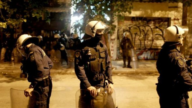 Thirty-three arrested, 53 detained in protests