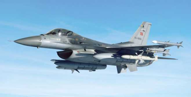 Turkish Air Force violates Greek airspace 99 times