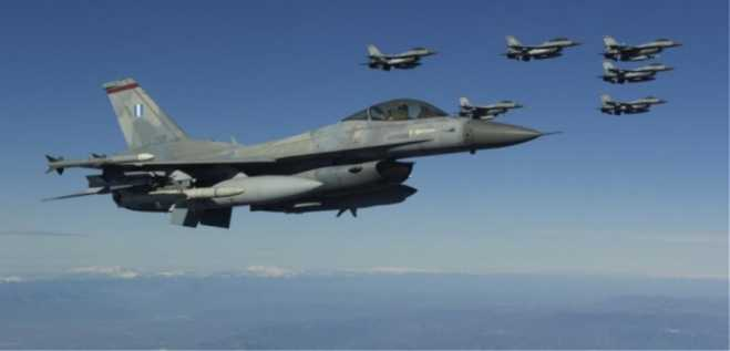 Turkish air force attempts to desecrate Greek Orthodox Holy Friday