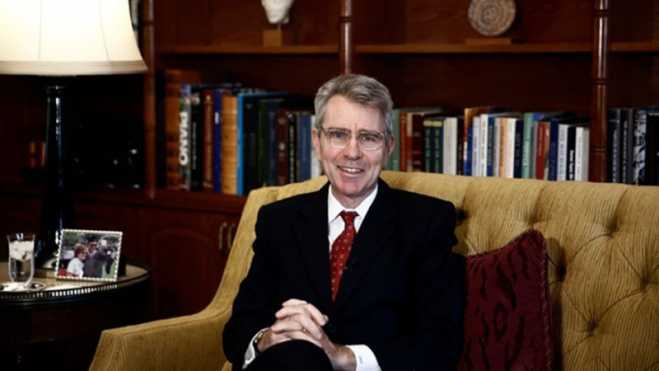 US envoy Pyatt on Orthodoxy, Ecumenical Patriarchate