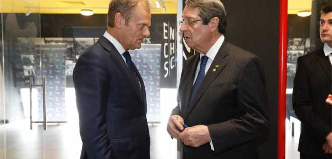 The EU fully backs Cyprus against Turkish aggression