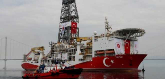 Egypt calls on Turkey to stop drilling near Cyprus