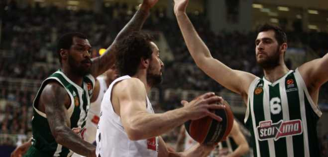 PAO lose to Real Madrid (74-73) for Euroleague