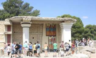 Memorandum of cooperation for ten archaeological sites between Ministry of Culture and the Hellenic Red Cross