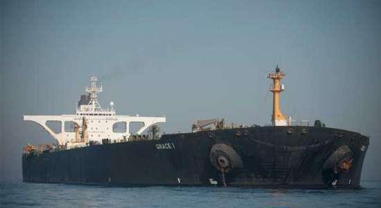 Reuters: Στην Ελλάδα στέλνει το Grace 1 το Ιράν