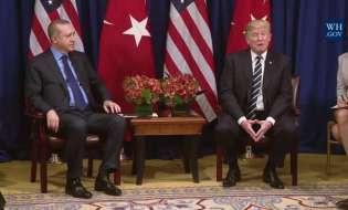Κυρώσεις ΗΠΑ κατά Τούρκων υπουργών και εντολή τερματισμού της εισβολής στη Συρία
