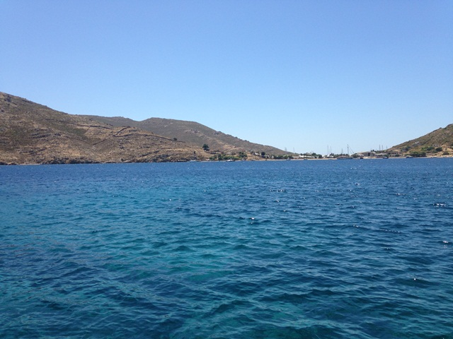 patmos boat excursian 2