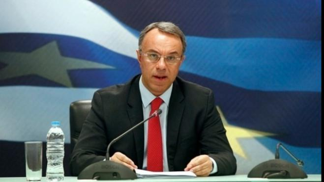 Coronavirus expected to have gentler impact on Greece relative to eurozone, Staikouras says