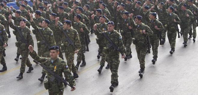 OXI Day celebrations: Impressive military parade in Thessaloniki (photos-videos)