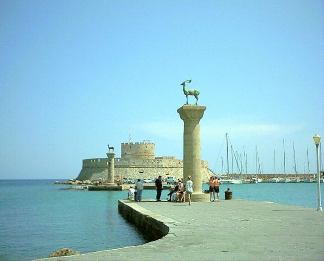 Dutch tourism experiment on Rhodes