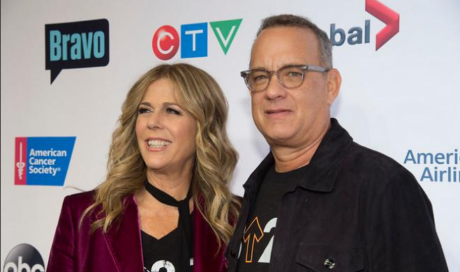 Tom Hanks & Rita Wilson infected with Coronavirus