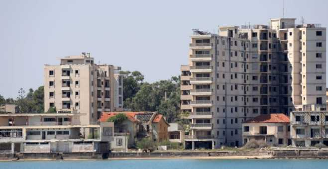 Turkish FM Cavusoglu confirms opening up of Varosha in Ammochostos on occupied Cyprus
